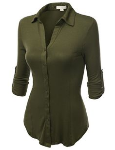 J.TOMSON Womens Button Down Cotton Shirt With Ribbed Side Trim J.TOMSON http://www.amazon.com/dp/B00JM0F1LM/ref=cm_sw_r_pi_dp_lCP9tb0EPRYEK