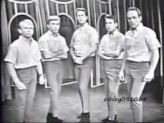Don't Worry Baby ~~~ The Beach Boys on American Bandstand....oh my gosh were these guys nervous or what, but they were adorable - this song... memories... St. Clair College - Chatham, ON  first pub night...first dance with who knew at the time would be the future father of my 4 children.