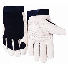 Leather mechanic , welding wear cut-resistant gloves #Affiliate