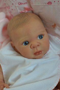 MARIAN ROSS TWIN TWO! Reborn Baby Girl Doll ERIC ADRIE STOETE Signed Body #EricbyAdrieStoeteSpecialEditionSignedBody
