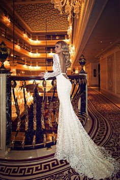 34 Magnificent Wedding Dresses Creations for Brilliant Wedding Ceremony