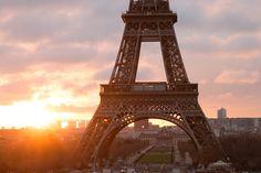 #paris #parisian #rebeccaplotnick #travelphotography #sunrise #sunriseinparis #eiffeltower #parisarchitecture Paris Photography, Sunrise in Paris, Trocadero, Eiffel tower, French Decor, Winter in Paris, Rebecca Plotnick, Gold, French Architecture by rebeccaplotnick on Etsy