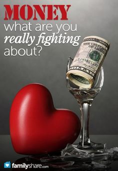 Money: what are you really fighting about? [Tony Casillas]