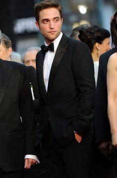 Robert Pattinson en la première de 'Cosmopolis' durante el último fin de semana en Cannes