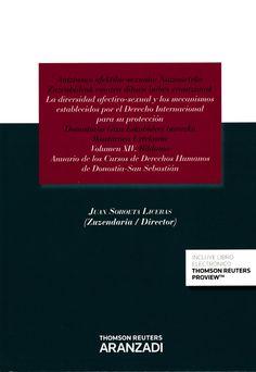 Diversidad sexual : mecanismos de protección internacional o respuestas de protección desde el derecho internacional / director, Juan Soroeta Liceras