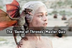 I got 86%! Can you beat my score?Trivia is coming! Find out how closely you've been paying attention to 'Game of Thrones' Seasons 1-6.  - Quiz