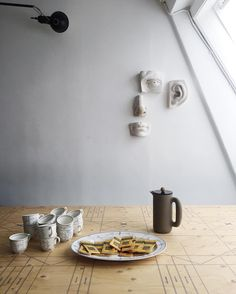 Hello from studio. Coffee break with Margrethe and New Nordic, Chicago Apartment, Simple Interior, Time To Eat, Danish Modern, Coffee Break, Modern Minimalist, Scandinavian Design, Interior Inspiration