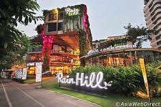 Rain Hill Plaza on Sukhumvit 47 – RAIN HILL SUKHUMVIT The EmQuartier BANGKOK ATELIER DIA TJANN