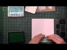 Cute speech bubble card - Kartenchaos #11
