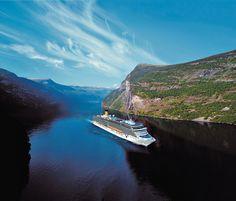 Go on a Cruise somewhere