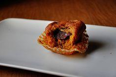 Pumpkin Nutella Cupcakes