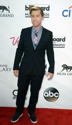 2014 Billboard Music Awards: Lance Bass