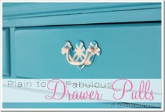 in my own style drawer pull