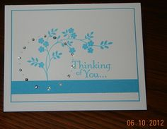 Thoughts & Prayers Stamp Set