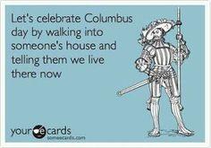 Columbus Day Celebration