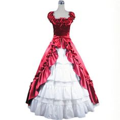 lolita dress Adult princess belle costume gothic victorian southern ball gown medieval dress halloween costumes for women custom-in Costumes from Apparel & Accessories on Aliexpress.com