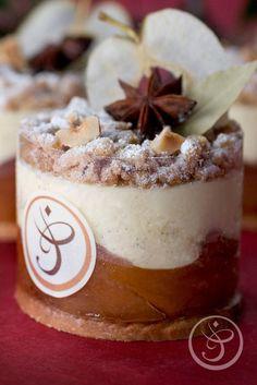 The French Pastry School French Desserts, Lemon Desserts, Mini Desserts, Summer Desserts, Holiday Desserts, Plated Desserts, Easy Desserts, French Recipes, Tart Recipes