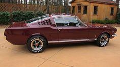 1965 Mustang Fastback 4-Speed