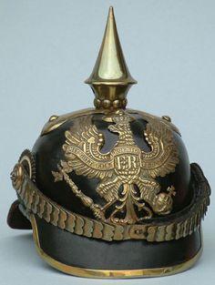 M1860 Hannover Infantry Regiment 79 pickelhaube.