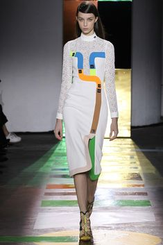 Peter Pilotto Fall 2015 Ready-to-Wear Collection Photos - Vogue