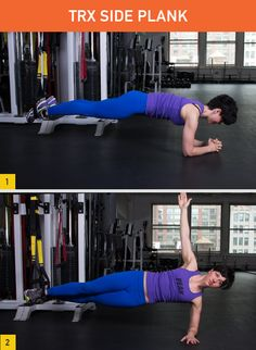 45 Insanely Effective TRX Exercises | Greatist