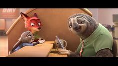 Zootropolis - UK Trailer 1 - OFFICIAL Disney | HD