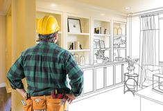 Home renovation is a huge project, and you need to choose a skilled contractor to handle this task with great care. A reputed home renovation contractor is the right person who can help you enjoy a. Kitchen And Bath Remodeling, Home Remodeling, Stucco Repair, Barcelona, One Story Homes, Remodeling Contractors, Draw On Photos, Layout, Room Additions