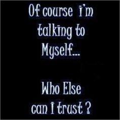 No one...