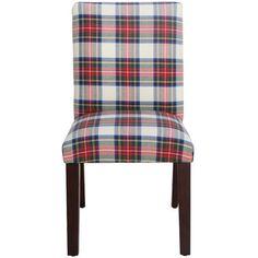 Darby Home Co Sorrels Side Chair Color: Stewart Dress Multi