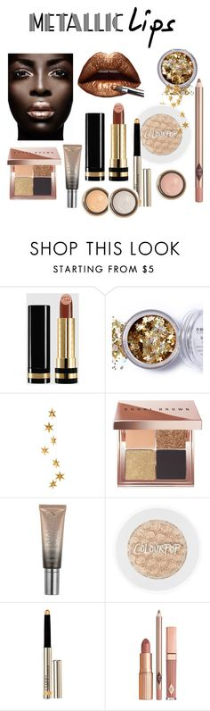 """#1"" by elizaarbizu ❤ liked on Polyvore featuring beauty, Gucci, In Your Dreams, Livingly, Bobbi Brown Cosmetics, Urban Decay, By Terry, Dolce Vita and metalliclips"