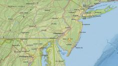 Fighter jets caused sonic booms along New Jersey coast...