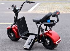 2017 Best Selling Battery Is Removable Citycoco/Seev/Woqu 2 Wheel Citycoco Harley Scooter - China Battery Is Removable Citycoco, Citycoco Electric Motorcycle Electric Bicycle, Electric Scooter, Electric Cars, Scooter Design, Bike Design, E Bike Battery, Battery Logo, Electric Transportation, Scooter Custom