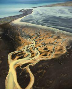 Antony Spencer, River Deltas