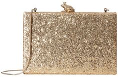 Pin for Later: 17 Stylish Bags That Are So Clutch For Your Next Wedding  Kate Spade Wedding Belles I Kissed A Frog Emanuelle ($328)