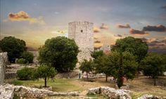 TRAVEL'IN GREECE I #Platamonas Castle (Pieria prefecture), #travelingreece