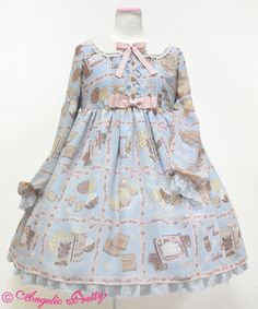 Angelic Pretty Cream Cookie Collectionワンピース