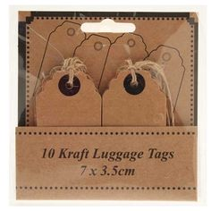 Buy Scalloped Kraft Luggage Tags from Tiger Feet Party. Scalloped Kraft Luggage Tags These lovely kraft luggage tags will add a vintage, hand-made Luggage Tags Wedding, Internet Advertising, Wedding Decorations, Wedding Ideas, Place Cards, Balloons, Web Design, Place Card Holders, Party