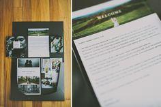 Wedding Welcome Packet #designaglow