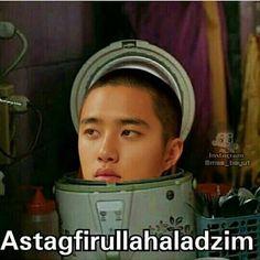 Memes Funny Faces, Funny Kpop Memes, Exo Memes, Cute Memes, Fake Instagram, K Meme, Roblox Memes, Drama Memes, Cartoon Jokes