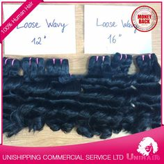 2016 Trending New Products Cheap 100 % Real Human Hair Extensions Kenya Eurasian Loose Wave Hair, View human hair, Unihair Product Details from UNISHIPPING COMMERCIAL AND SERVICE COMPANY LIMITED on Alibaba.com