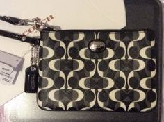 Available @ TrendTrunk.com Coach NWT and gift box Accessories. By Coach NWT and gift box. Only $36.00!
