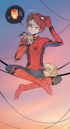 Peter Parker ❤
