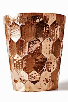 Hex Champagne Bucket- Fab gift for any special occasion! via Tom Dixon