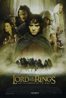 """Lord of the Rings: The Fellowship of the Ring"" *Adventure/Fantasy by Peter Jackson (based on the novel by J. Tolkien) starring -- Elijah Wood, Ian McKellen, and Orlando Bloom Ian Mckellen, Bon Film, Film 2001, Epic Film, Orlando Bloom, Viggo Mortensen, Jackson, See Movie, Bilbo Baggins"