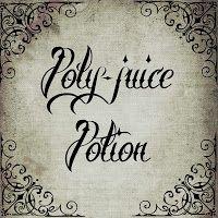 Polyjuice Potion Label