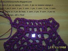A pedido da amiga Nely  eu fiz o PAP do Sachê Hibisco, que foi criado pela Samanta.  Este sachê pode se transformar em outro modelo, depende...