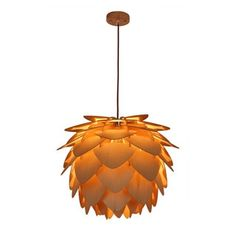 Sitting room? Shop for Light Society Petals Natural Wood Large Pendant Lamp. Get free shipping at Overstock.com - Your Online Home Decor Outlet Store! Get 5% in rewards with Club O!