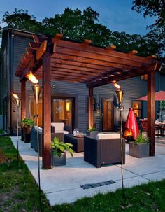 modele de terase pentru case patio design ideas 2
