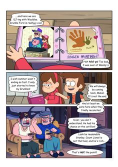 Grunkle Stan- A Hunkle and A Hero