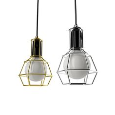 Free 3d model: Work Pendant Lamp by Design House Stockh on Behance
